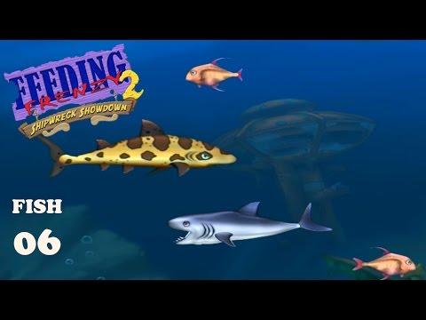 Feeding Frenzy 2 - Fish 6 (PC) ◀1080P/60▶