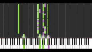 My Happy Ending - Synthesia (100% Speed)