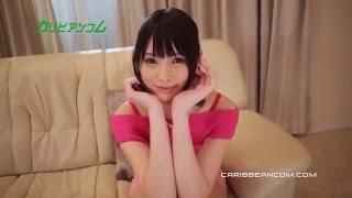 【カリビアンコム公式】 あどけない顔立ちに白い肌を持つ奇跡の美少女・みほのの驚く顔が見たい!