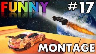 Forza Horizon 3 FUNNY MONTAGE #17
