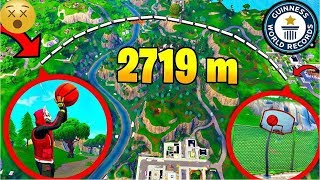 Top 7 World Récords De Fortnite Mas Fáciles PERO IMPOSIBLES De Superar!!!