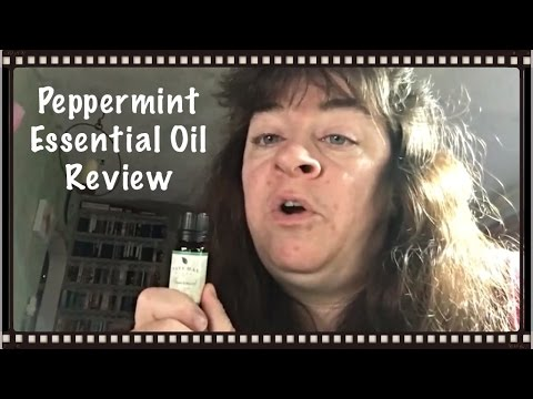 Natural Acres Peppermint Essential Oil Review