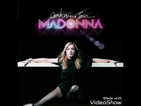 Madonna Into The Groove (Confessions Tour Studio Version)