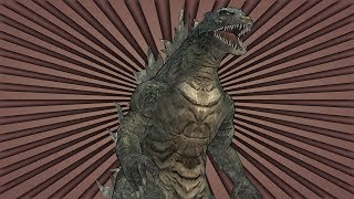 Godzilla 2014 Story Mode Run ~ GODZILLA: UNLEASHED ReTex