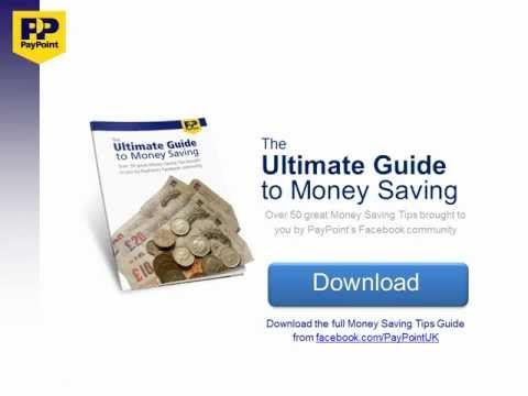 Ultimate Guide to Money Saving - PayPoint