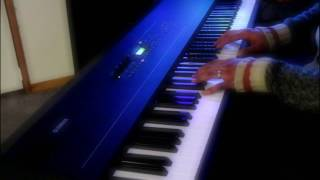 Oceans (Where My Feet May Fail) - Hillsong UNITED (Piano Cover)