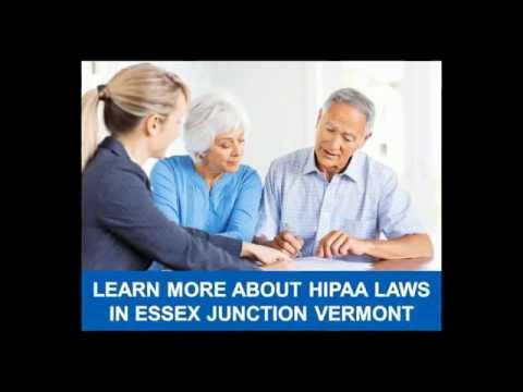 Health Insurance Portability and Accountability Act in Vermont HIPAA