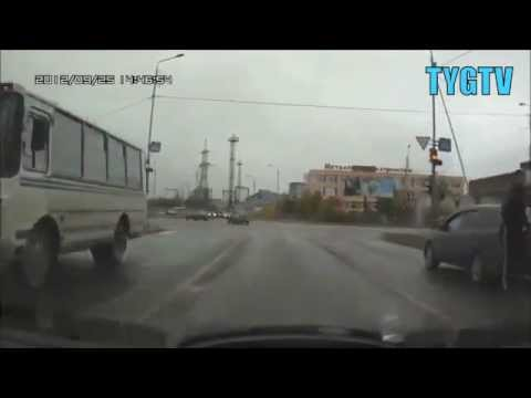 TYGTV - Crash & Accident Compilation - October 2012