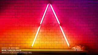 Download Lagu Axwell Λ Ingrosso - More Than You Know (Marcus Schössow Extended Mix) Mp3