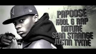 Snowgoons ft Papoose, Kool G Rap, Nature, Sean Strange, Justin Tyme - Iron Bars (Official)
