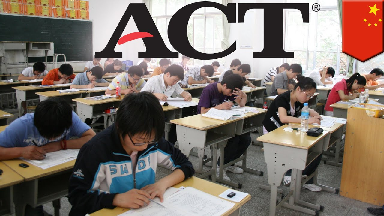 Act College Entrance Exam 107
