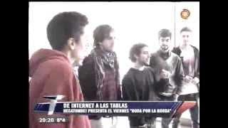 #Hecatombe, de virales en la web a la sala mayor de ciudad de las Artes. Telenoche