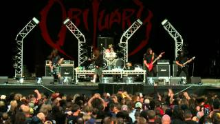 Obituary - Visions In My Head - Bloodstock 2014