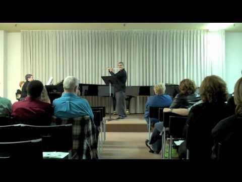 Hugh M Stuart: Essay for Flute and Piano