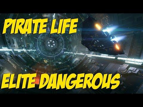 Elite Dangerous - Pirate Life