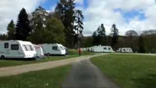Blair Castle Caravan Park Blair Atholl