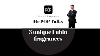 LUBIN - a fragrant journey through history