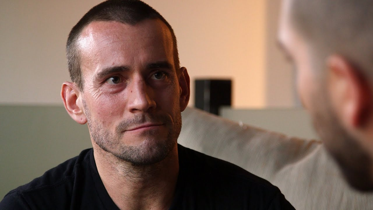 CM Punk Discusses Journey Before UFC Debut - YouTube