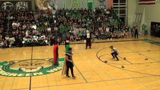 NORSE - Junior Skit - EVHS Battle of the Classes 2015