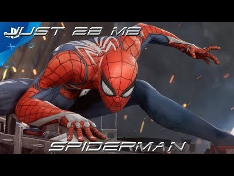 HOW TO DOWNLOAD spiderman HOMECOMING GAME 28 MB HIGHLY COMPRESSED FOR ANDROID 2018