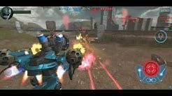 War Robots | Hover vs Spider Skirmish | #teamhover