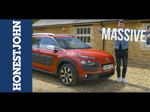 Citroen C4 Cactus car review: 10 things you need to know