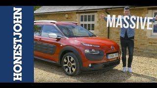 10 things you need to know: Citroen C4 Cactus car review