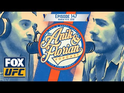 TJ Dillashaw, Amanda Nunes, Fight Night London Preview | EPISODE 147 | ANIK AND FLORIAN PODCAST