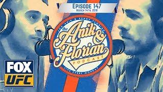 TJ Dillashaw, Amanda Nunes, Fight Night London Preview | EPISODE 147 | ANIK AND FLORIAN PODCAST thumbnail