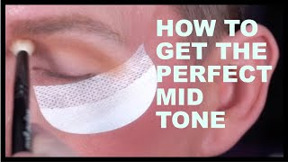 HOW TO GET THE PERFECT MID TONE EVERY TIME. BEGINNER FRIENDLY!