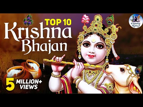 Non Stop Best Krishna Janmashtami Special Bhajans / Beautiful Collection of Most Popular Songs 2018
