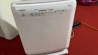 máy lọc không khí bù ẩm hitachi giá 1,9tr