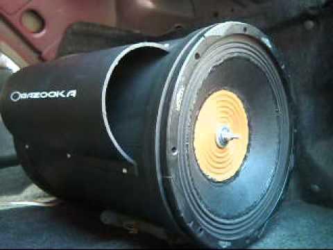 "SUBWOOFER KICKER 12"", KIMERA, ARMADO SOLO PARA SPL - YouTube"