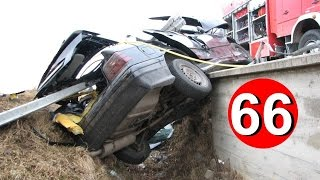 Car Crash Compilation # 66 - MAY 2017 NEW - CCC :)