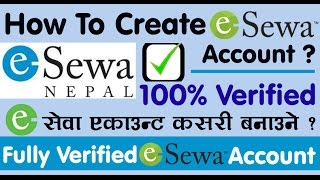 How To Create Fully Verified eSewa Account in Nepal ? Online Payment Method Now in Nepal