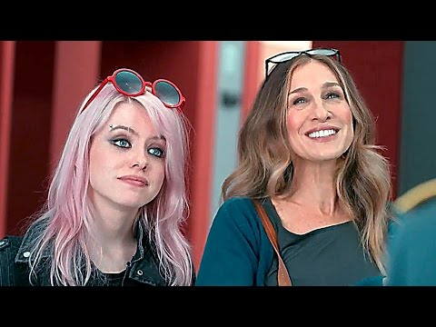 All Roads Lead To Rome TRAILER (Sarah Jessica Parker - 2016)