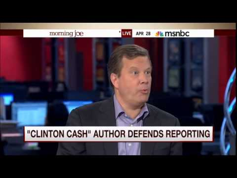 Peter Schweizer on Morning Joe