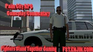 Arma 2 Palm City RPG Life Mod Gameplay
