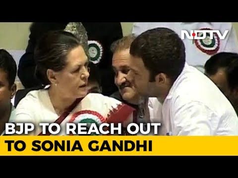 Will President Election Be Needed? BJP Team Meets Sonia Gandhi On Friday