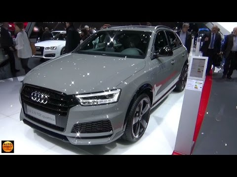 2017 audi q3 quattro 2 0 tdi exterior and interior. Black Bedroom Furniture Sets. Home Design Ideas