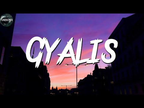 Download Capella Grey - Gyalis (Lyrics)
