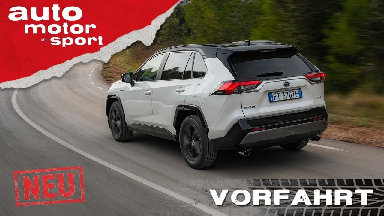 Der Neue Toyota Rav4 2019 Ohne Diesel Zum Erfolg Review