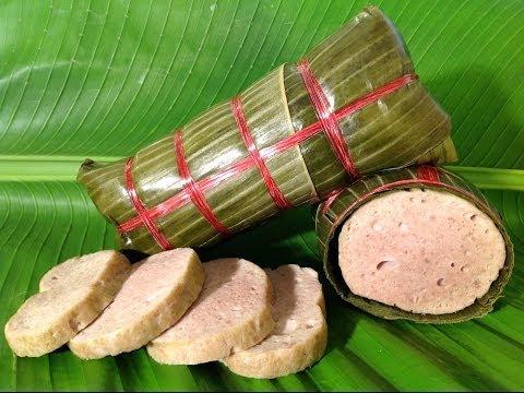Vietnamese Pork Roll-Ham-Cha Lua-Vietnamese Food Recipes