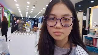 ВЛОГ: купили очки Су Бин, митинг в Кванджу и кино