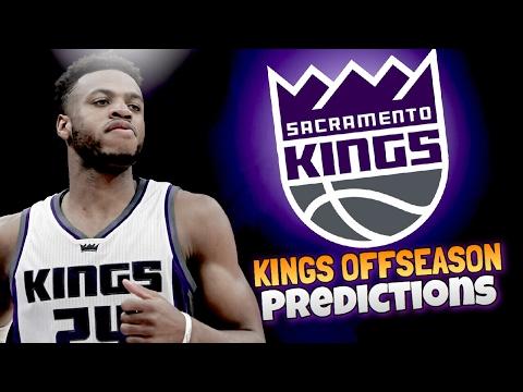 PREDICTING THE KINGS 2017 OFFSEASON REBUILD!!!