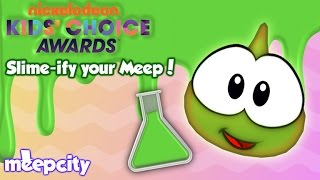 Roblox - Nickelodeon Kids' Choice Awards | Meep City