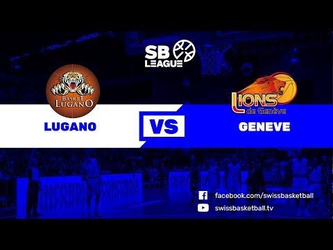 SB League - Day 4: Lugano vs. Genève