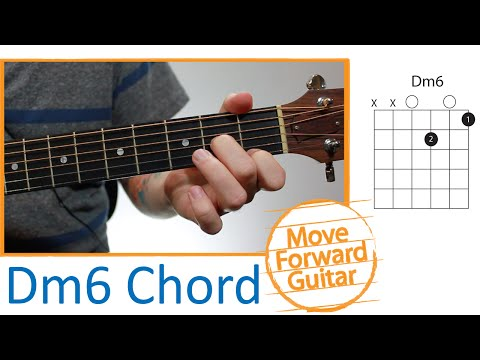 Dm6 Piano Chord - worshipchords