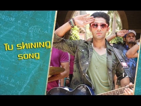 TU SHINING song lyrics