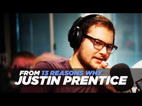 Justin Prentice From 13 Reasons Why Discusses Social Media Bullying & Suicide